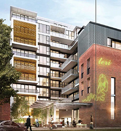 Artist impression of South Melbourne, VIC - Defence Housing Australia development