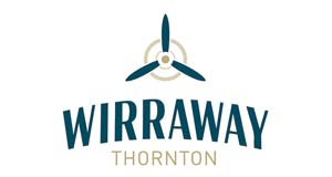 Wirraway, Thornton development logo